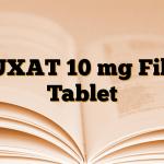 LUXAT 10 mg Film Tablet