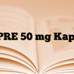 LYPRE 50 mg Kapsül
