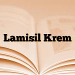Lamisil Krem