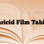 Laricid Film Tablet