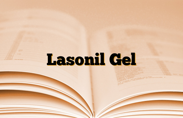 Lasonil Gel