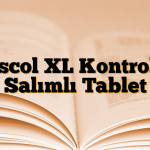 Lescol XL Kontrollü Salımlı Tablet