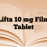Lifta 10 mg Film Tablet