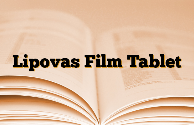 Lipovas Film Tablet