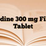 Lodine 300 mg Film Tablet