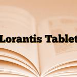 Lorantis Tablet