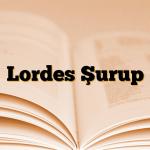 Lordes Şurup