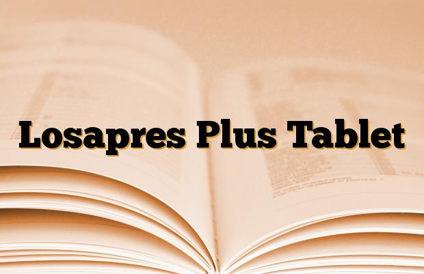 Losapres Plus Tablet