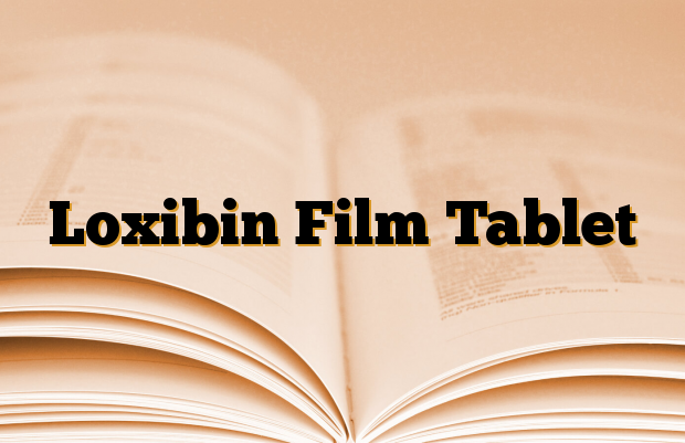 Loxibin Film Tablet
