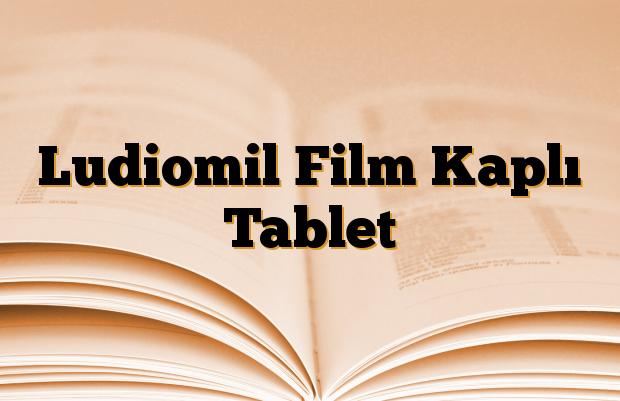 Ludiomil Film Kaplı Tablet