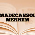 MADECASSOL MERHEM