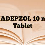 MADEPZOL 10 mg Tablet