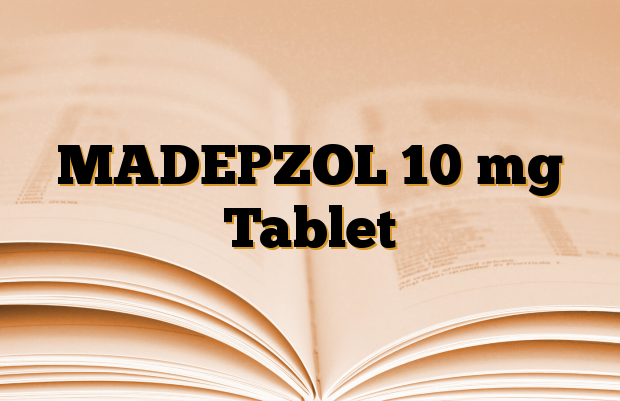 MADEPZOL 10 mg Tablet