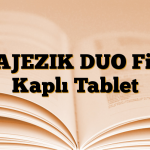 MAJEZIK DUO Film Kaplı Tablet