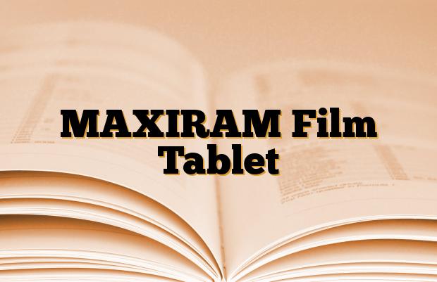 MAXIRAM Film Tablet