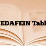MEDAFEIN Tablet