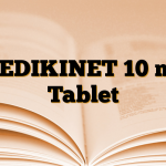 MEDIKINET 10 mg Tablet
