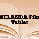 MELANDA Film Tablet