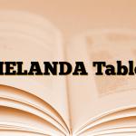 MELANDA Tablet