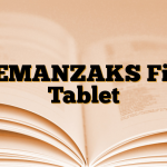 MEMANZAKS Film Tablet