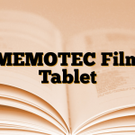 MEMOTEC Film Tablet