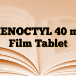 MENOCTYL 40 mg Film Tablet