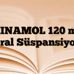 MINAMOL 120 mg Oral Süspansiyon
