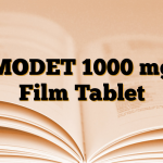 MODET 1000 mg Film Tablet