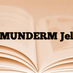 MUNDERM Jel