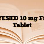 MYESED 10 mg Film Tablet