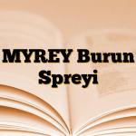 MYREY Burun Spreyi