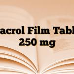 Macrol Film Tablet 250 mg