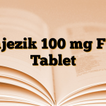 Majezik 100 mg Film Tablet