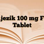 Majezik 100 mg Film Tablet
