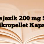 Majezik 200 mg SR Mikropellet Kapsül
