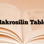 Makrosilin Tablet