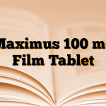 Maximus 100 mg Film Tablet