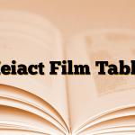 Meiact Film Tablet