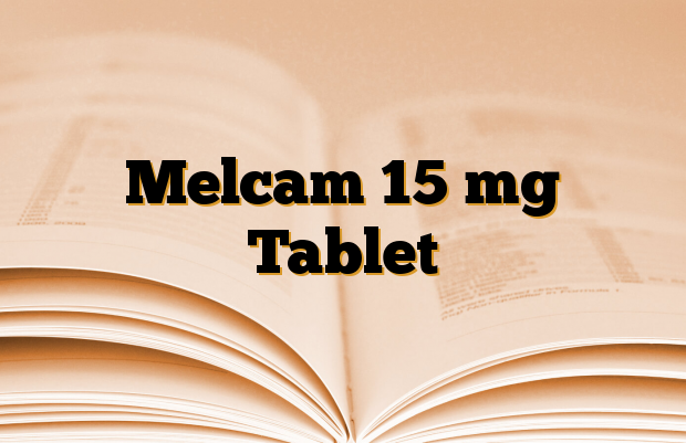 Melcam 15 mg Tablet