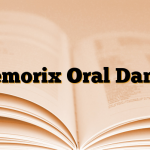 Memorix Oral Damla