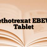 Methotrexat EBEWE Tablet