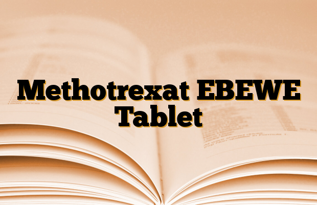 Methotrexat EBEWE Tablet