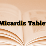 Micardis Tablet