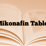 Mikonafin Tablet