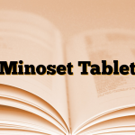Minoset Tablet