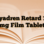 Miyadren Retard 100 mg Film Tablet
