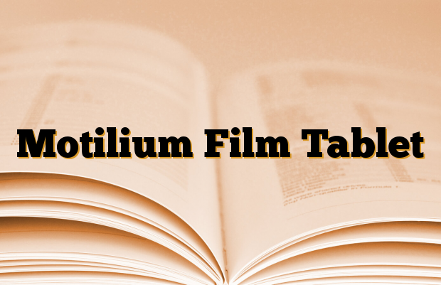 Motilium Film Tablet