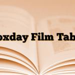 Moxday Film Tablet