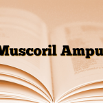 Muscoril Ampul