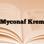 Myconaf Krem